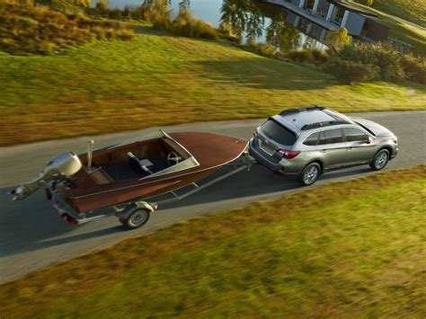 Subaru Outback Towing by Towing Capacity Subaru Outback