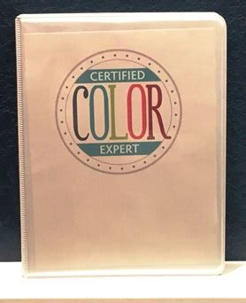 home certified color expert