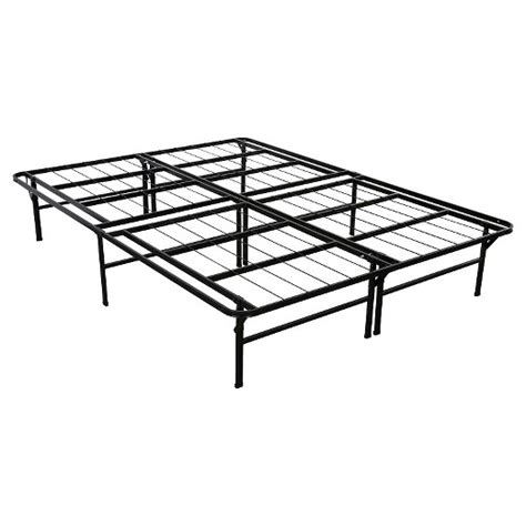 deluxe platform bed frame sleep revolution target
