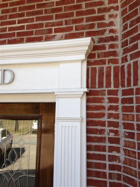 Exterior Door Trim Moulding Exterior Door Trim Moulding Bourbeau Custom Homes Inc Best 25 Exterior Door Trim Ideas On