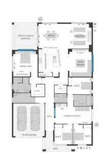 Bi Level Floor Plans Display Homes Homeworld 5 Sydney Nsw Mcdonald Jones Homes