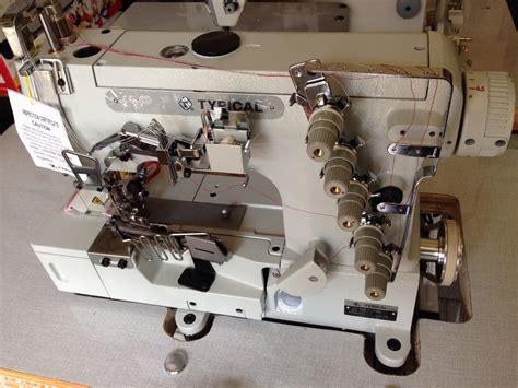 Mesin Jahit Rantai Kaos jual mesin jahit kaos overdeck typical gc 31500 harga