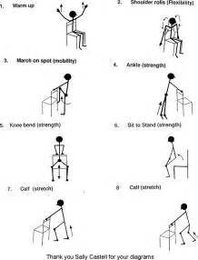 1000 images about exercises for older adults on pinterest strength
