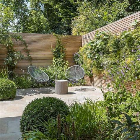 latest small courtyard garden design ideas