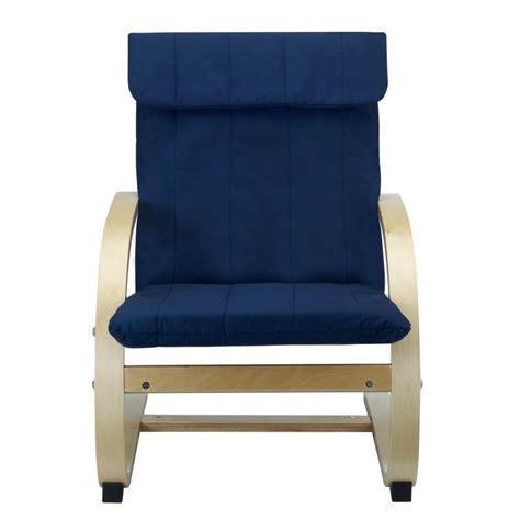 children s lounge chair hedda lounge chair in blue noa nani