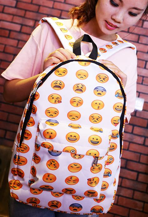 imagenes de mochilas emoji moda emojis