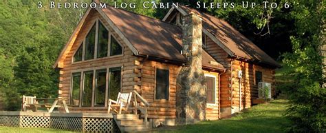 explore harman s cabins 1 2 3 4 bedroom luxury log
