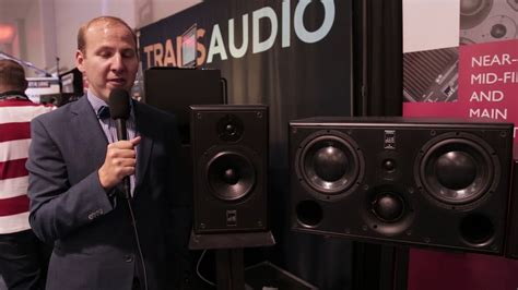 Speaker King Max atc loudspeakers scm12 pro passive monitors speakers vintage king