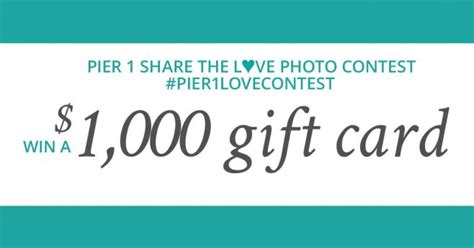 Pier 1 Sweepstakes - sweepstakeslovers daily the steve harvey morning show pier 1 more