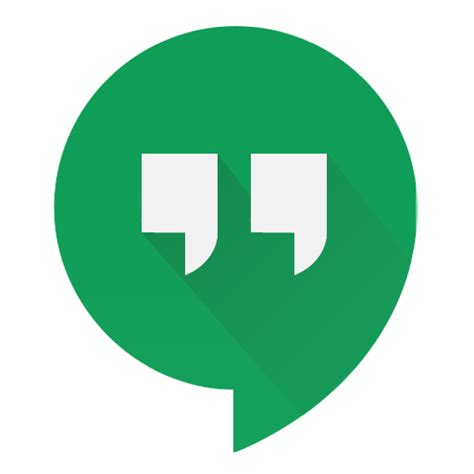what is hangouts on android hangouts icon android l iconset dtafalonso