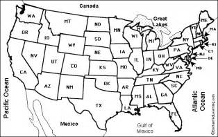 color my us map us states color and count 2 follow the