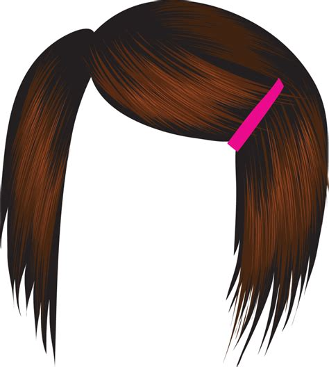 Twist Hairstyle Tools Clipart Transparent by Hair Clipart Clipartion