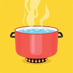 Signature Kitchen Design kochendes wasser vektorgrafiken und illustrationen istock