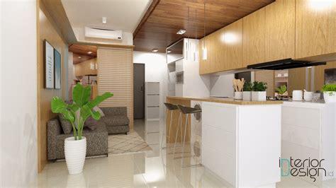 jasa design interior apartemen jakarta pantry apartemen tamansari semanggi jakarta
