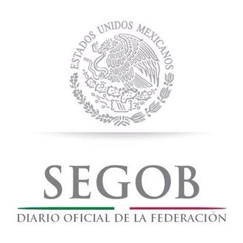 dof diario oficial de la federacin dof diario oficial de la federacion mexico terzer log