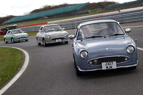 nissan figaro cult classic celebrating 25 years of the nissan figaro