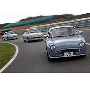 Cult Classic Celebrating 25 Years Of The Nissan Figaro