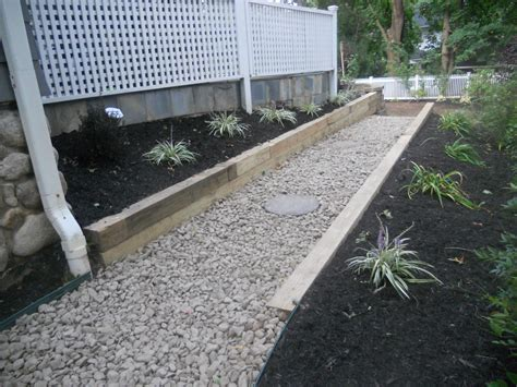 Walkways and garden paths almost perfect landscaping