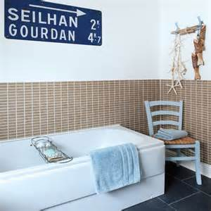 seaside bathroom decorating ideas modern seaside bathroom bathroom housetohome co uk