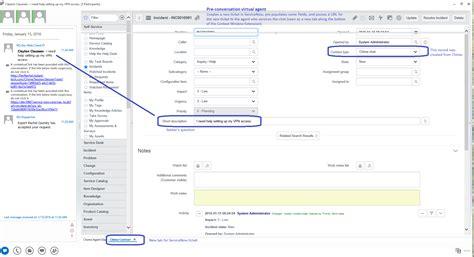 Servicenow Help Desk by Instant Seeks Beta For Service Desk Application