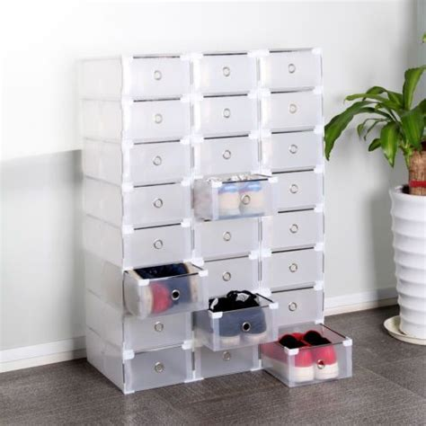 diy shoe box drawer best 25 stackable storage boxes ideas on diy