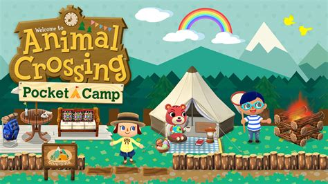 animal crossing pocket camp review social simulation