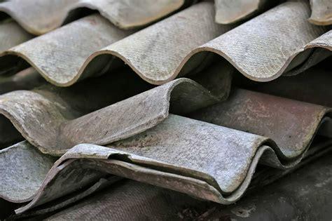 tuile fibro ciment amiante amiante et fibrociment prix moyen pour d 233 samianter une
