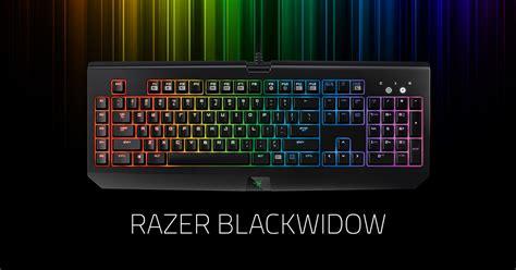 Keyboard Mechanical Black Widow Razer razer blackwidow series mechanical gaming keyboard razer