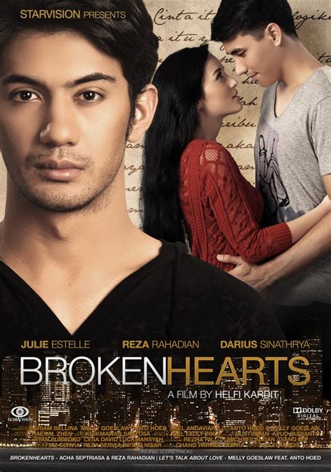 film layar lebar indonesia heart 2 heart brokenhearts movie poster 2 of 3 imp awards
