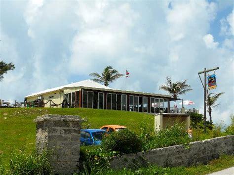 blackbeard s house beach house from the fort picture of the beach house at blackbeard s st george s