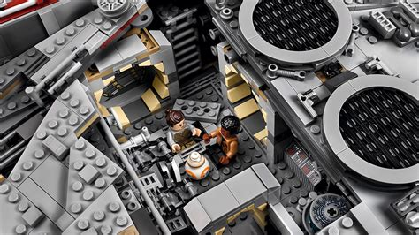 lego ultimate collector series star wars millennium falcon