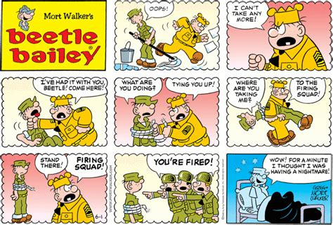 beetle bailey rceds member s area member s only comics