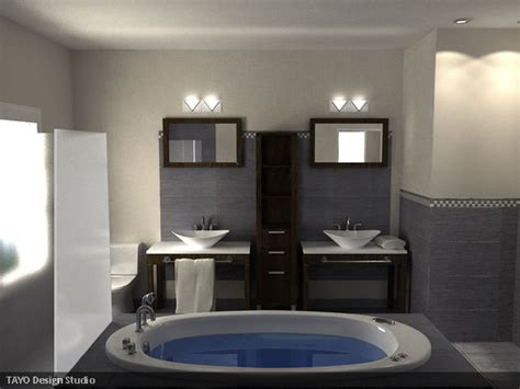 home interior design modern bathroom modern home interior design bathroom kyprisnews