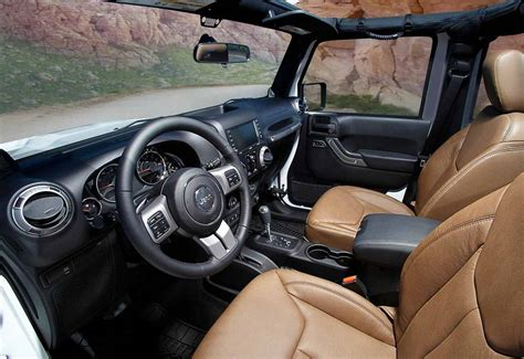 Inside Of Jeep Wrangler Unlimited 2018 Jeep Wrangler Interior Pictures To Pin On