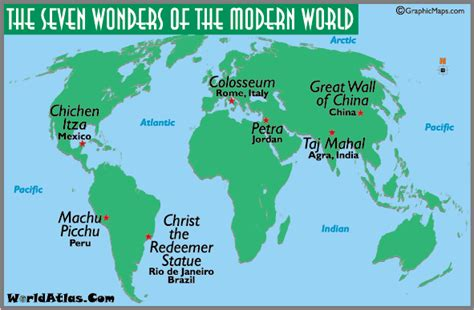 7 wonders of africa map maps of the 7 wonders of the world search maps