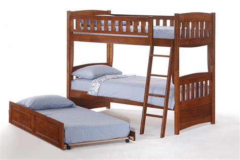 Bunk Bed With Trundle Bed Bunk Beds With Trundle Furniture Ideas