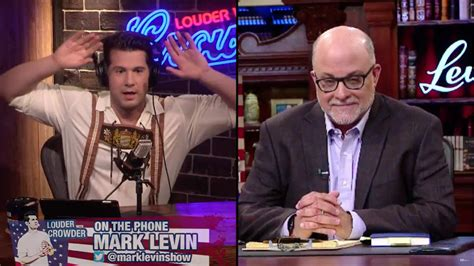 Levin on 'Louder with Crowder': It's 97.9% Obamacare ... Louder With Crowder Crtv