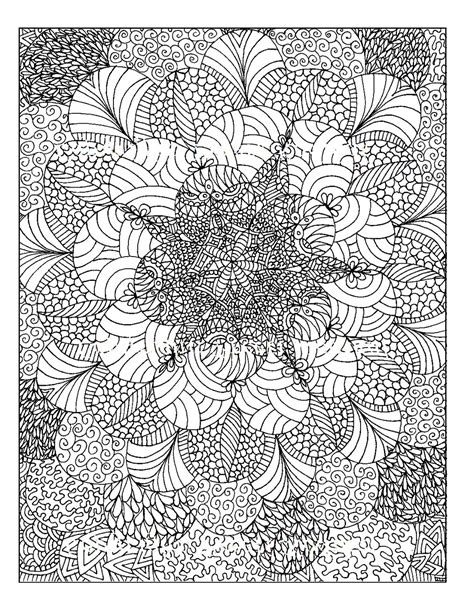 zen coloring books for adults zen and anti stress coloring pages for adults coloring