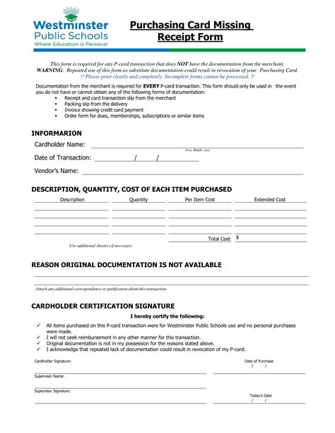 Receipt Template For Purchase by 10 Purchase Forms Vehicle Purchase Business Purchase