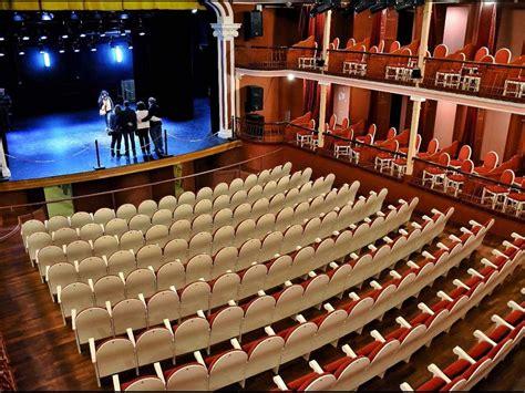 salon cervantes alcala de henares jornadas de puertas abiertas 2018 en el teatro sal 243 n