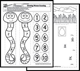 Number Recognition Printables For Preschoolers Preschool - math worksheets number recognition