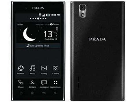 Fashion Mobile Lg Prada Phone by Lg Prada 3 0 P940 Price In The Philippines And Specs