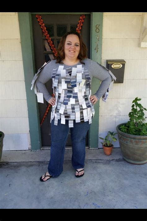 shades  grey adult easy diy cheap fun costume vogue