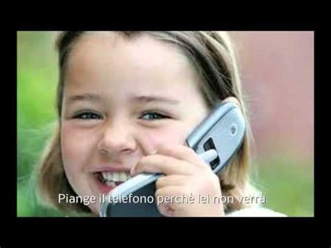 modugno la lontananza testo piange il telefono domenico modugno doovi