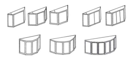 difference between bay and bow window bay window difference between bay and bow windows