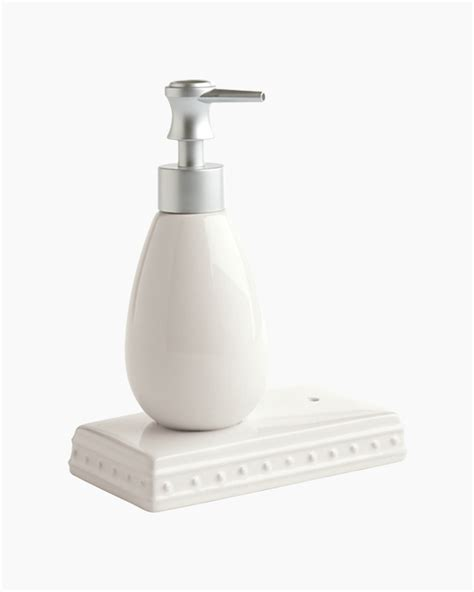 nora fleming Soap Dispenser   The Paper Store