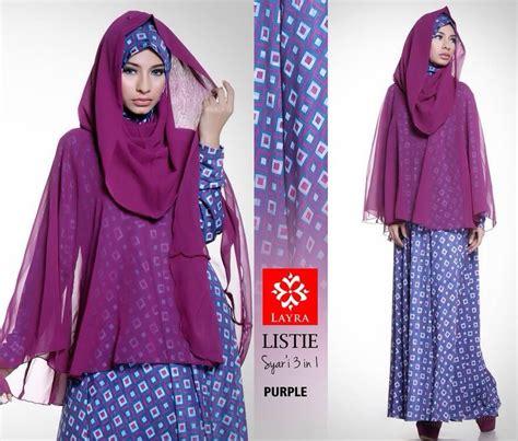 Gamis Jersey Umbrella Baju Gamis Busui Busana Muslim Maxi Dress busana muslim branded listie by layra