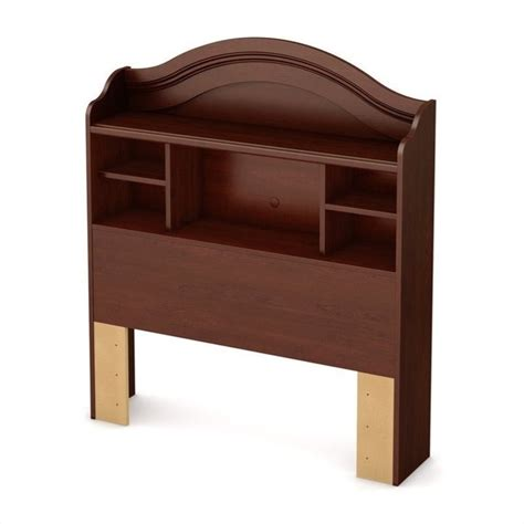south shore bookcase headboard south shore summer bookcase headboard in