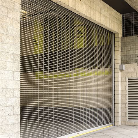 commercial security grill  rolling security grill