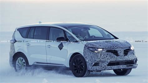 renault espace 2019 2019 renault espace facelift picture 6 of 16 motor1